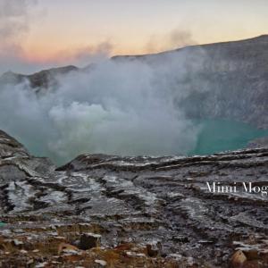 インドネシア9日旅〜その11〜イジェン火山