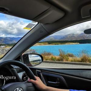 ニュージーランド11日旅〜その13〜絶景レンタカー旅/テカポ湖からマウントクック