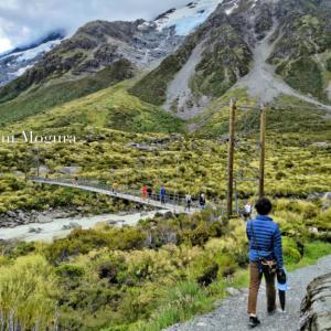 ニュージーランド11日旅〜その14〜絶景マウントクックでトレッキング