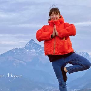 ネパール・一週間冒険旅〜その11〜ポカラ サランコット・サンライズトツアー