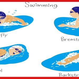 水泳の4泳法で1番難しい種目は?水泳歴20年以上の男が解説