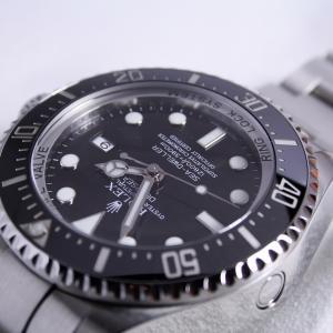 物欲(高級腕時計)