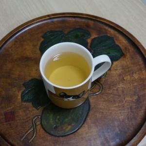 ドクダミ茶飲んでみました