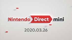 Nintendo Direct mini 3.26 個人的に気になるソフトまとめ