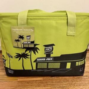 【最新パトロール】トレジョ保冷バッグに黄緑色が仲間入り?更に新色の情報も?