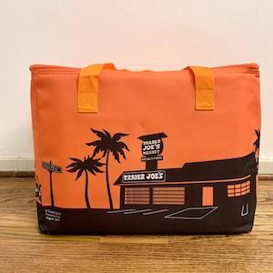 【最新パトロール】TRADER JOE'S 保冷バッグにオレンジ色が仲間入り?!