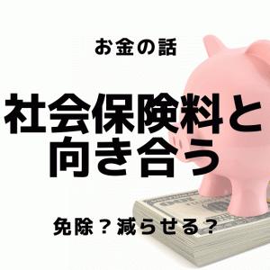 【お金の話】知らなきゃ損!社会保険料って減らせるんかーい!って話