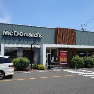 所沢市 所沢航空記念公園に3回目の訪問とハッピーセット。