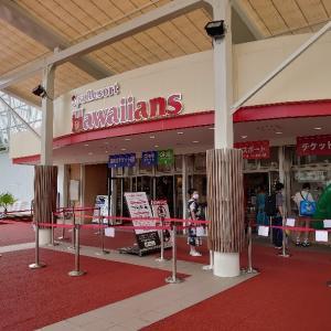 いわき市 スパリゾートハワイアンズに再訪 1 ウォーターパークとランチ。