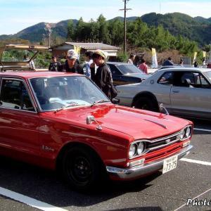 日本 谷汲の旧車イベント2019