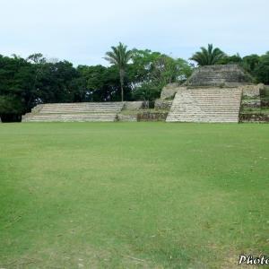 ベリーズ アルツンハ マヤ遺跡公園