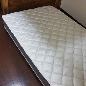 子供用ベッドのマットレスは、ニトリのポケットコイルがベストでした。