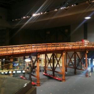 江戸東京博物館で番付表これぞクリエイティブ