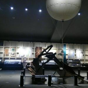 江戸東京博物館の後編は風船爆弾おじさんテンプルちゃん