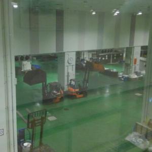 豊洲市場が水産卸売場・仲卸売場・青果売場で三位一体