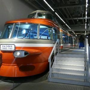 海老名駅前「ロマンスカーミュージアム」は歴代5種類の小田急ロマンスカーがずらり