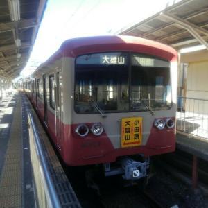 大雄山線は金太郎きっぷで途中下車観光