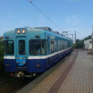 「銚子電鉄」は廃止の危機にもめげず「ぬれ煎餅」を片手に乗車