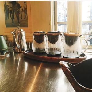 リヒト珈琲流ドリップコーヒーの最初の数滴は捨てる?について