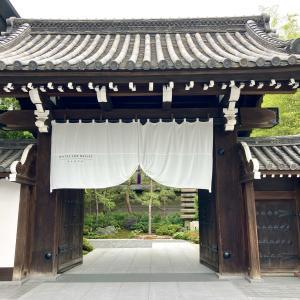 【HOTEL THE MISTUI KYOTO(ホテルザ三井京都)】宿泊記〜ゴールドのアップグレードもあり大満足!