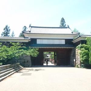 久々の上田城跡公園