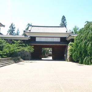 先週金曜日の上田城跡公園