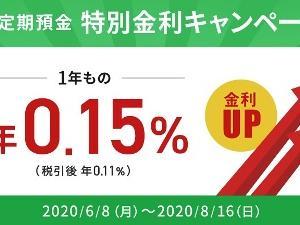 楽天銀行「資金引っ越し定期預金」預入