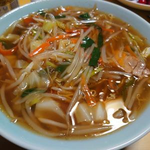 その61 川越市 中華洋食洋華のもやしそば。