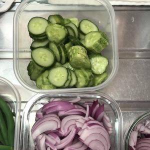 ストック野菜で家庭で作る料理のハードルを下げる