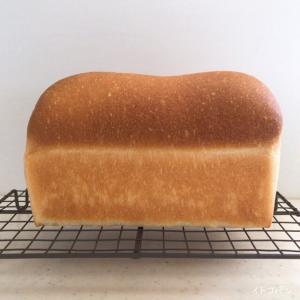 パウンド型食パンと空焼き