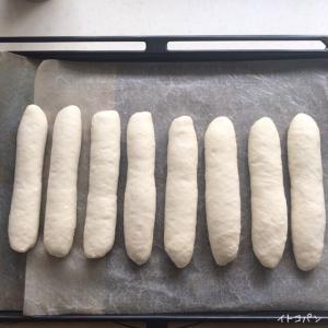 ちぎりドッグパン