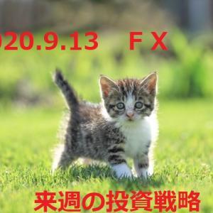 FX 来週の投資戦略