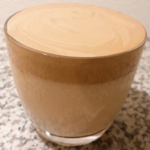 韓国で流行っている「ダルゴナコーヒー」簡単フワッとほろ苦いに味。