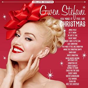 Gwen Stefani (グウェン・ステファニー)クリスマス・アルバム『You Make It Feel Like Christmas』に新曲2曲を追加収録した2020年Deluxe盤リリース!!