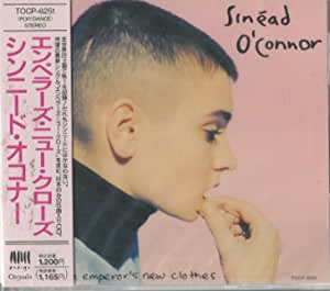 Sinead O'Connor シンニード・オコナー 『The Emperor's New Clothes / エンペラーズ・ニュー・クローズ』EP(1990年)
