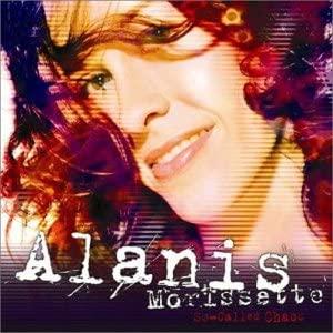 Alanis Morissette アラニス・モリセット 『So-Called Chaos / ソー・コールド・カオス』(2004年)