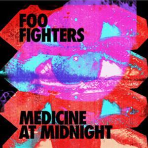 Foo Fighters フー・ファイターズ 『Medicine At Midnight / メディスン・アット・ミッドナイト』(2021年)