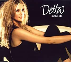 Delta Goodrem デルタ・グッドレム 『In This Life』[Single CD](2007年)