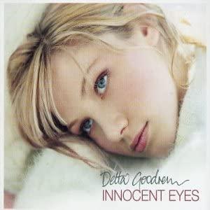 Delta Goodrem デルタ・グッドレム 『Innocent Eyes』[CD Single](2003年)