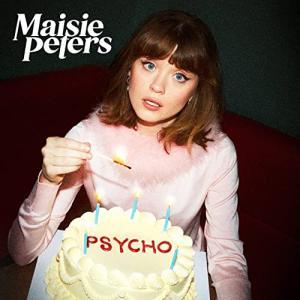 Maisie Peters(メイジー・ピーターズ)、8月リリースのニューアルバムから「Psycho / サイコ」をリリース&MV公開!!
