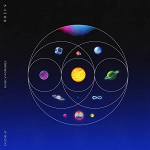 Coldplay(コールドプレイ)、10月リリース予定のニューアルバムから、「Coloratura」を公開!!