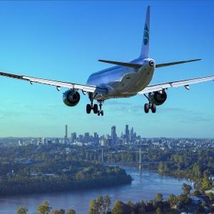 アメリカ、中国旅客機の乗り入れ禁止を決定 中国の反応