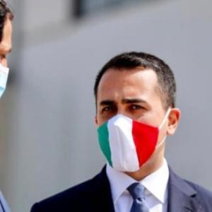 やっぱりイタリアはファッションの国? マスクもいろいろ