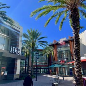 オーランド最大のショッピングセンター【フロリダモール】に行ってきました