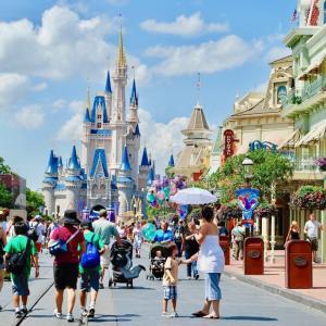 【WDW歴25年フロリダの達人が全力ですすめるマジックキングダムの楽しみ方】日本にはないアトラクション・シンデレラロイヤルテーブルレストラン