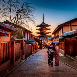 祇園四条駅から一念坂、二寧坂、産寧坂を通る清水寺までの歩き方と祇園観光の見どころ