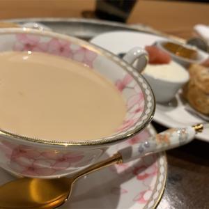 紅茶工房Rin 期間限定桜ティーセット