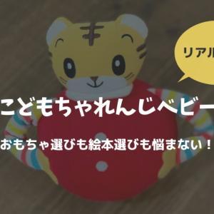 【口コミ】こどもちゃれんじベビーならおもちゃ選びも絵本選びも悩まない!
