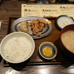 今日のランチはSAPPORO餃子製造所 札幌BRIDGE店です