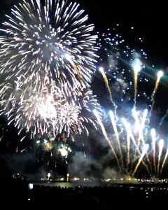 横浜開港161周年